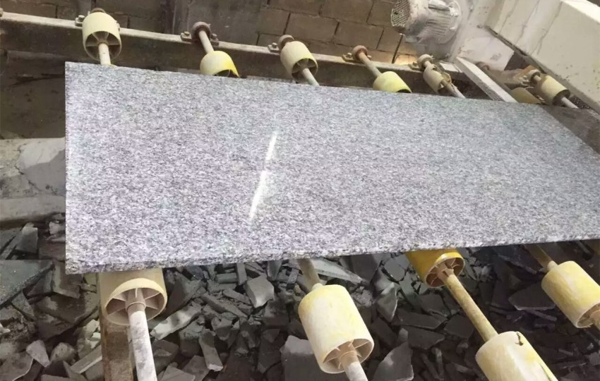 polished G603 granite big slabs